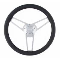 Grant Products - Grant Billet Series Leather Steering Wheel Jeep Logo