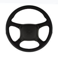Steering Components - Grant Products - Grant GM Airbag Steering Wheel Leather-Wrapped