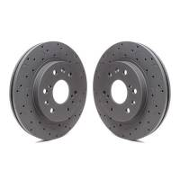 Hawk Performance - Hawk Brake Rotor Front GM 1500 05-16