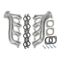 Exhaust System - Exhaust Manifolds - Hedman Hedders - Hedman Hedders Cast Exhaust Manifold For LS Engines