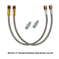 Heidts - Heidts Brake Line Kit