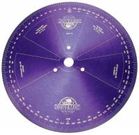 "Howards Cams - Howards Cam Degree Wheel 14"" Diameter"