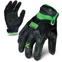 Tools & Pit Equipment - Ironclad Performance Wear - Ironclad EXO Motor Impact Glove Small
