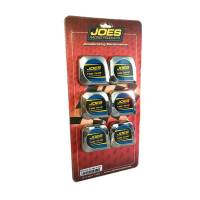 "Measuring Tools & Levels - Tape Measures - Joes Racing Products - Joes Racing Products Tire Tape Measure 6 Pack 1/4"" Wide"