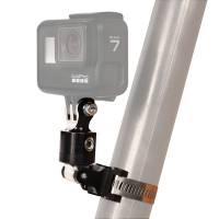 Radios,Transponders & Scanners - Joes Racing Products - Joes Racing Products GoPro Mount Universal Tube Mount