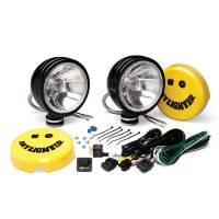 "KC HiLiTES - KC HiLiTES Daylighter 6"" Spread Black SS 100w System (Pair)"