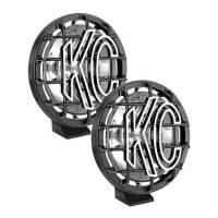 """Body & Exterior - KC HiLiTES - KC HiLiTES Apollo Pro 6"""" Spot Pol y 100w (Pair)"""