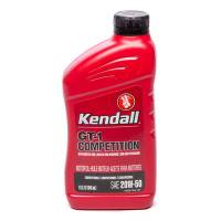 Oil, Fluids & Chemicals - Kendall Oil - Kendall® GT-1 Competition Motor Oil with Liquid Titanium - 1 Quart