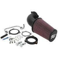 K&N Filters - K&N 07-17 Harley Davidson Air Intake System