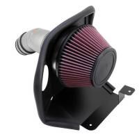 K&N Filters - K&N 11-13 Hyundai Elantra 1.8L Air Intake System