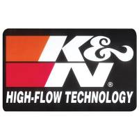 Crew Apparel & Collectibles - Collectable Signs - K&N Filters - K&N Sign-High Flow Technology Small