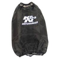 Air Cleaners and Intakes - Air Filter Pre-Filters - K&N Filters - K&N Drycharger Air Filter Wrap Black