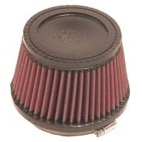 """Universal Conical Air Filters - 5-3/8"""" Conical Air Filters - K&N Filters - K&N Universal Clamp-On Air Filter"""