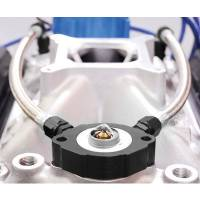 """Cooling & Heating - KRC Power Steering - KRC Spacer Thermostat 1"""" Aluminum"""
