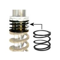 "Spring Accessories - Take-Up Springs - Landrum Performance Springs - Landrum Take-Up Spring - Gunmetal Gray - 2.5"" ID x 7"" Tall"