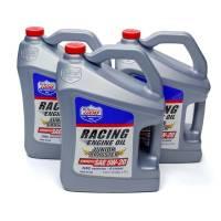 Lucas Racing Oil - Lucas Junior Dragster Racing Oil - Lucas Oil Products - Lucas Jr. Dragster-Karting Oil 5w20 Case 3 x 5 Quart Jug