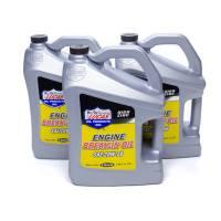 Lucas Racing Oil - Lucas High Zinc Engine Break-In Oil - Lucas Oil Products - Lucas SAE 20W-50 Break-In Oil Case 3 X 5 Quart Bottle