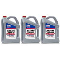 Lucas Oil Products - Lucas 5w20 Synthetic Racing Oil Case 3 x 5 Quart