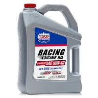 Lucas Oil Products - Lucas 10w40 Synthetic Racing Oil 5 Quart Bottle
