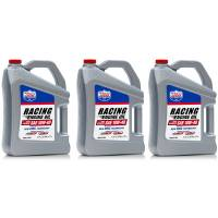 Lucas Oil Products - Lucas 10w40 Semi Synthetic Racing Oil 3 x 5 Quart