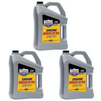 Lucas Racing Oil - Lucas High Zinc Engine Break-In Oil - Lucas Oil Products - Lucas SAE 5w20 Break-In Oil Case 3 x 5 Quart