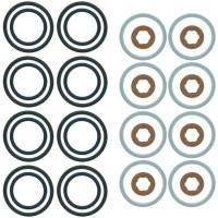 O-rings, Grommets and Vacuum Caps - NEW - O-rings - NEW - Clevite Engine Parts - Clevite Injector O-Rings Ford 6.0L Diesel