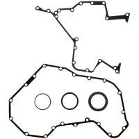 Engine Gaskets and Seals - Timing Cover Gaskets - Clevite Engine Parts - Clevite Timing Cover Set Dodge Cummins 5.9L