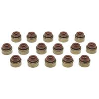 Camshafts and Valvetrain - Valve Stem Seals - Clevite Engine Parts - Clevite Valve Stem Seals (16 Pack) 6.6L Duramax 01-09