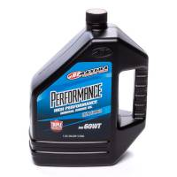 Oil, Fluids & Chemicals - Maxima Racing Oils - Maxima 60w Petroleum Oil 1 Gallon