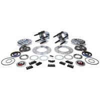 Brake System - Moser Engineering - Moser GN C/T Hub Package Steel Hub & Rotor