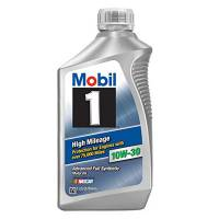 Mobil 1 - Mobil 1 10w30 High Mileage Oil 1 Quart