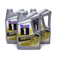 Mobil 1 - Mobil 1 0w20 EP Oil Case 3x5 Quart Bottles