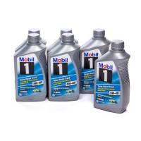 Mobil 1 Motor Oil - Mobil 1™ Turbo Diesel Truck Motor Oil - Mobil 1 - Mobil 1 5w40 Turbo Diesel Oil Case 6x1 Quart Bottles