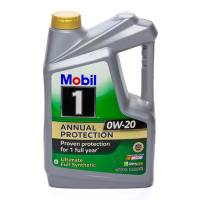 Mobil 1 - Mobil 1 0w20 Synthetic Oil 5 Quart