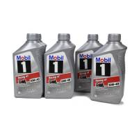 Mobil 1 - Mobil 1 10w40 Motorcycle Oil Case 6x1 Quart