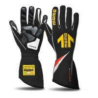 Safety Equipment - Momo - Momo Corsa R Racing Gloves - Black - Large