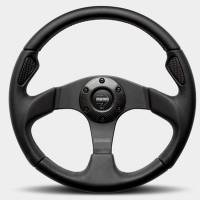 Steering Components - Momo - Momo Jet Steering Wheel Leather / Air Leather 320mm