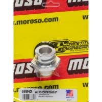 Moroso Performance Products - Moroso -12 AN Male Valve Cover Fitting for GM LS
