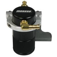 Oil System Components - Air/Oil Separator Tanks - Moroso Performance Products - Moroso Air/Oil Separator Tank 10-14 Camaro