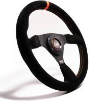 "MPI - MPI 12"" Wheel Black Suede 6-Bolt Aluminum"
