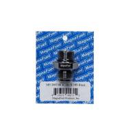 Fittings & Hoses - MagnaFuel - MagnaFuel #-10 AN to #-10 AN Straight Fitting Black