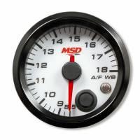 MSD - MSD 2-1/16 Air/Fuel Wideband O2 Gauge Kit Standalone - Image 2