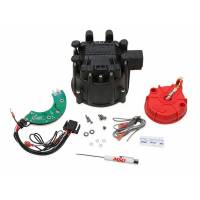 Distributor Parts & Accessories - Distributor Electronic Conversion Kits - MSD - MSD Black Ultimate HEI Kit w/83647 8225