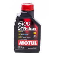 Oil, Fluids & Chemicals - Motul - Motul 6100 5w40 Syn-Clean Oil 1 Liter