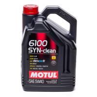Motul - Motul 6100 Syn-Clean 5W40 5 Liter