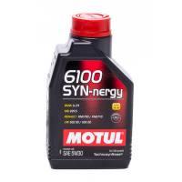Motul - Motul 6100 5w30 Syn-Nergy Oil 1 Liter