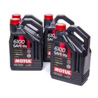 Motul - Motul 6100 5w20 Save-Lite Oil Case 4 x 4 Liter