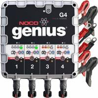 NOCO - NOCO Battery Charger 4-Bank Smart 4.4 Amp - Image 2