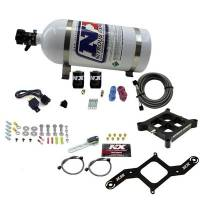 Nitrous Oxide Systems and Components - Nitrous Oxide Systems - Nitrous Express - Nitrous Express NX Single Entry Nitrous Crossbar Plate System