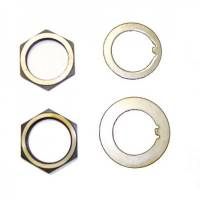 Hardware and Fasteners - Omix-ADA - Omix-ADA Spindle Nut/Washer Kit - 41-45 Willys MB - Rear